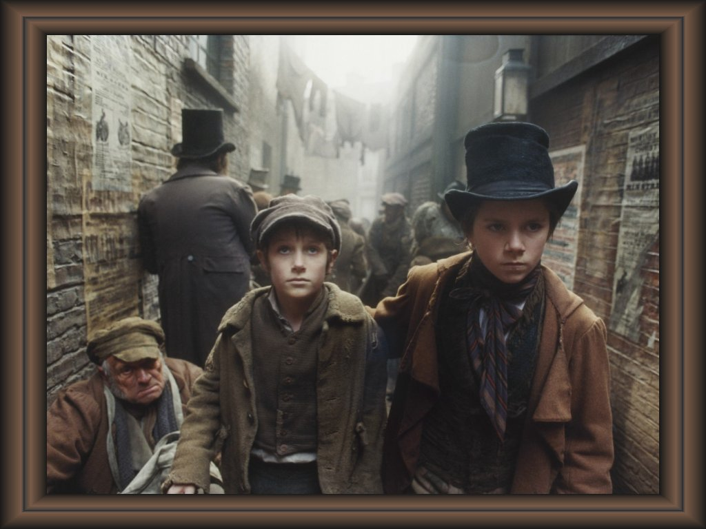 oliver twist nature nurture The nature and nurture of genius:  for a delightful touch of empathy via a twist of  because brain pickings is in its twelfth year and because i write.