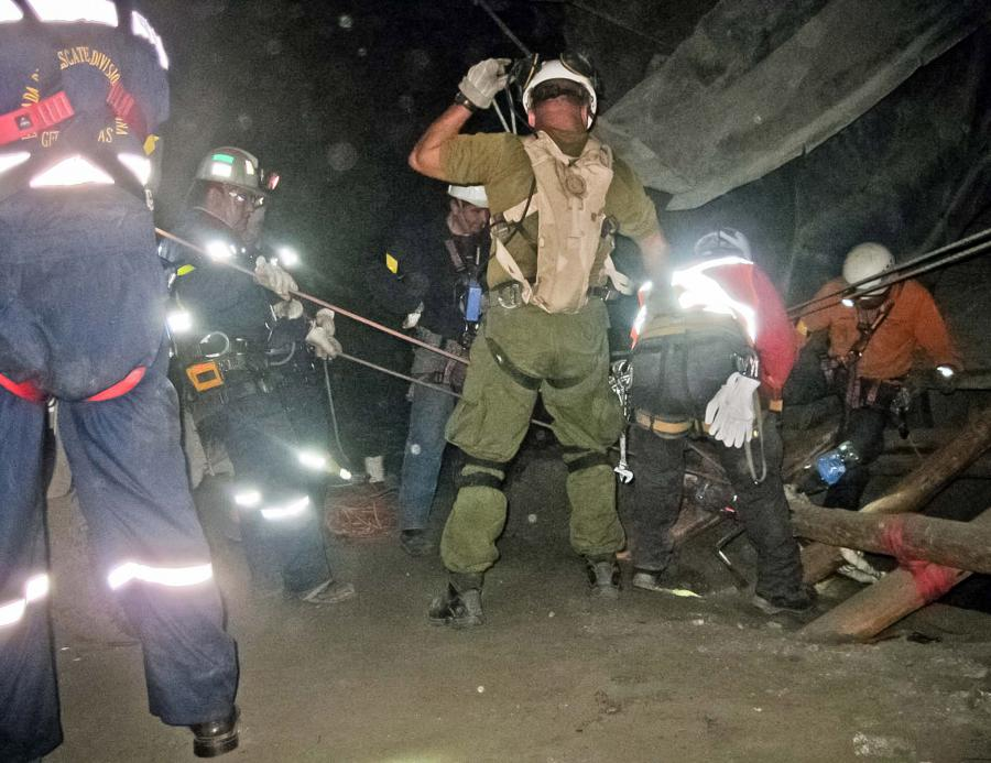 Chilean Miners Rescue. to the miners in Chili.